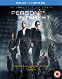 Person of Interest - Season 4 [Blu-ray]