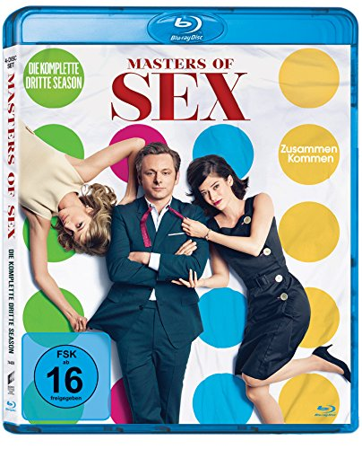 Masters of Sex Staffel 3 [Blu-ray]