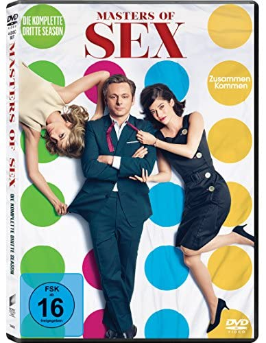 Masters of Sex Staffel 3 (4 DVDs)