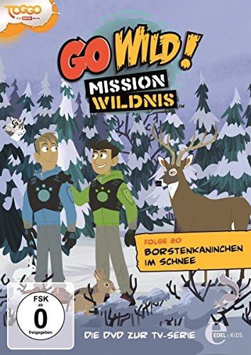 Go Wild! - Mission Wildnis, Vol.20: Borstenkaninchen im Schnee