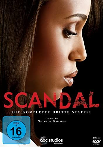 Scandal Staffel 3 (5 DVDs)