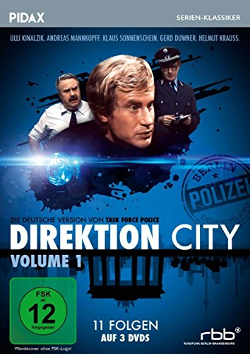 Direktion City Vol. 1 (3 DVDs)