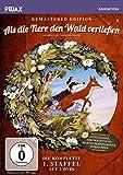 Als die Tiere den Wald verließen - Staffel 1 (Remastered Edition) (2 DVDs)