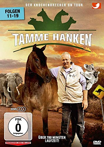 Tamme Hanken - Der Knochenbrecher on Tour: