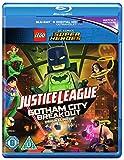 LEGO DC Justice League - Gotham City Breakout (width Nightwing Minifigure) [Blu-ray]