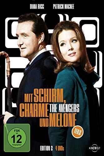 Mit Schirm, Charme und Melone Edition 2 (9 DVDs)