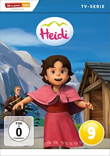 Heidi DVD  9
