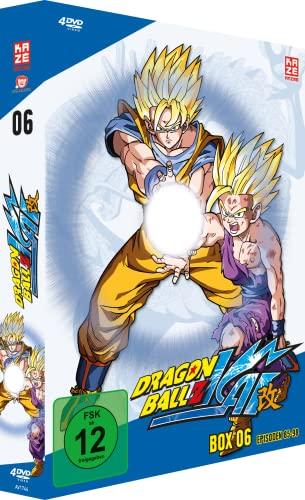 Dragonball Z Kai Box  6 (Episoden 85-98) (4 DVDs)