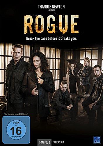 Rogue Staffel 2 (3 DVDs)