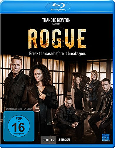 Rogue Staffel 2 [Blu-ray]