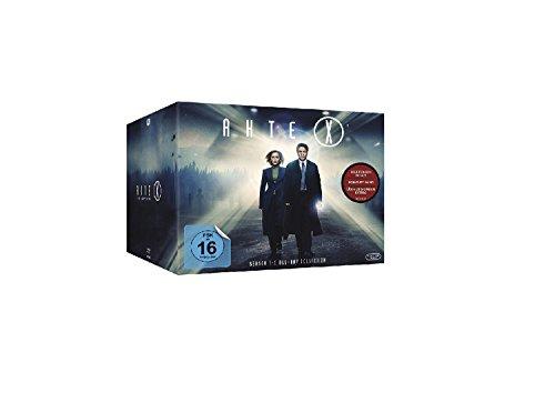 Akte X Die komplette Serie [Blu-ray]