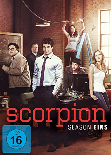 Scorpion Staffel 1 (6 DVDs)