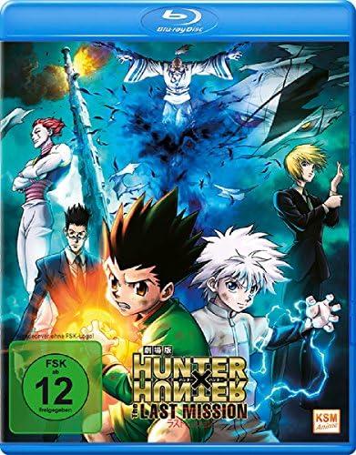 Hunter x Hunter The Last Mission [Blu-ray]