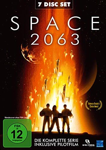Space 2063 Pilotfilm + Die komplette Serie (7 DVDs)