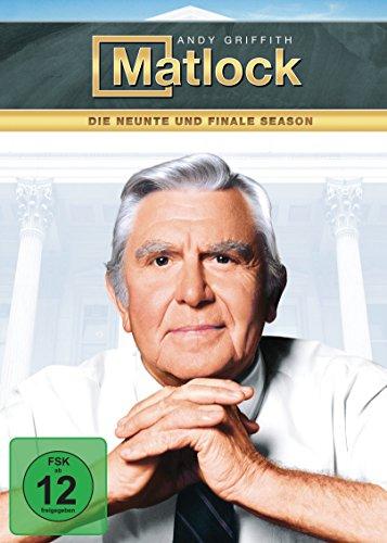 Matlock Season 9 (5 DVDs)