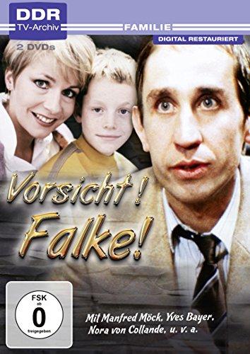 Vorsicht! Falke! (DDR TV-Archiv) (2 DVDs)