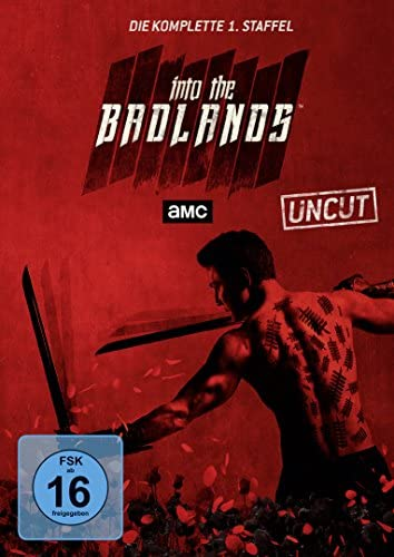 Into the Badlands Staffel 1 (2 DVDs)