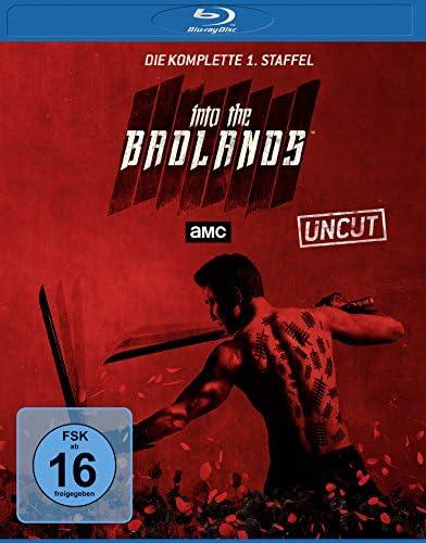Into the Badlands Staffel 1 [Blu-ray]