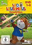 Leo Lausemaus - Staffel 1 Komplettbox (6 DVDs)