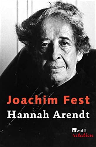 Hannah Arendt: