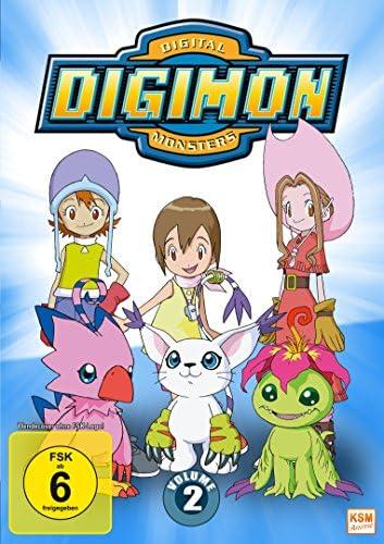 Digimon Adventure - Staffel 1, Vol. 2: Episode 19-36 (3 DVDs)