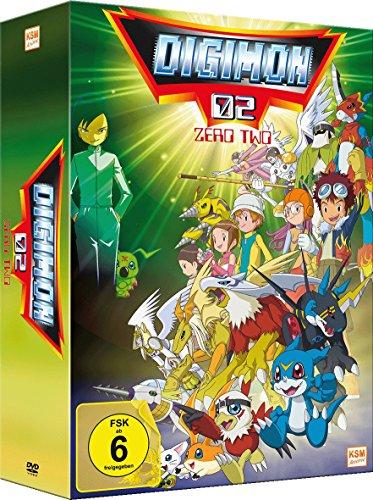 Digimon Adventure - Staffel 2, Vol. 1: Episode 01-17 (3 DVDs)