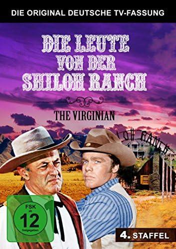Die Leute von der Shiloh Ranch Staffel 4 (Deutsche TV-Fassung) (5 DVDs)