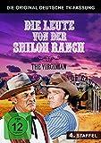 Staffel 4 (Deutsche TV-Fassung) (5 DVDs)