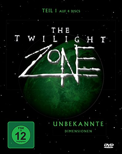 The Twilight Zone - Unbekannte Dimensionen: Teil 1 (4 DVDs)