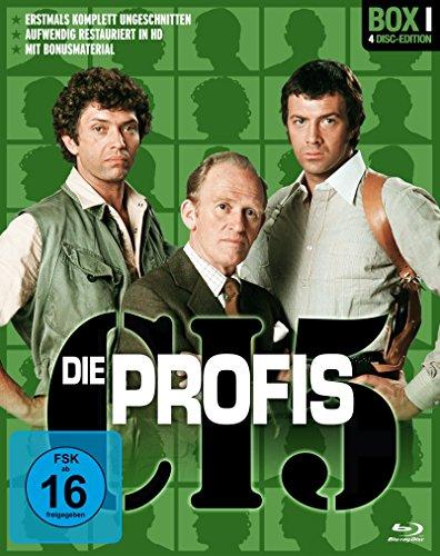 Die Profis Box 1 [Blu-ray]