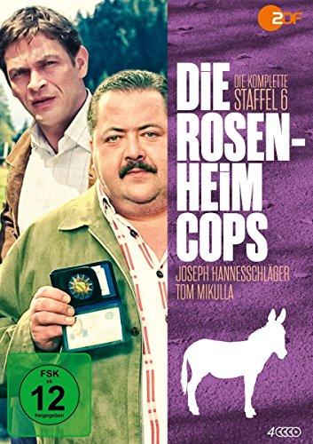 Die Rosenheim Cops Staffel  6 (4 DVDs)