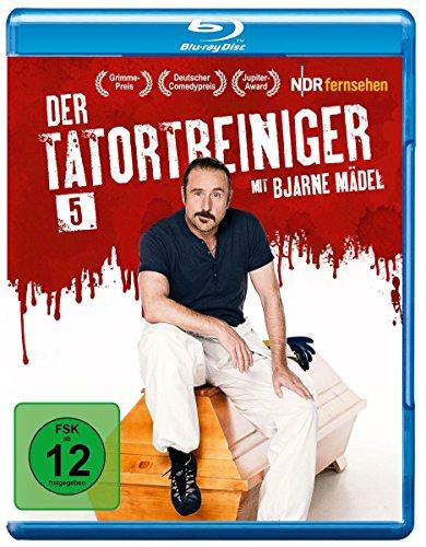 Der Tatortreiniger Staffel 5 [Blu-ray]