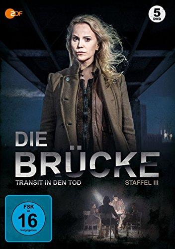 Die Brücke - Transit in den Tod: Staffel 3 (5 DVDs)