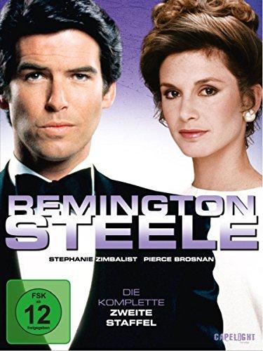 Remington Steele Staffel 2 (7 DVDs)