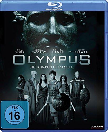 Olympus Staffel 1 [Blu-ray]