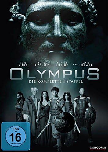 Olympus Staffel 1 (4 DVDs)
