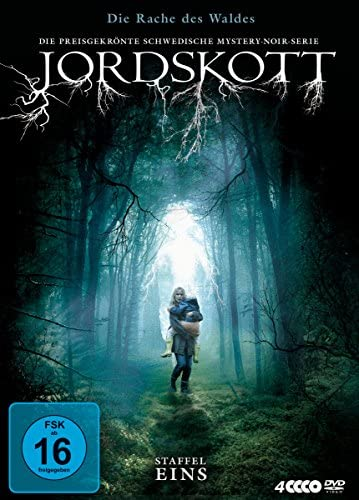 Jordskott - Die Rache des Waldes: Staffel 1 (4 DVDs)
