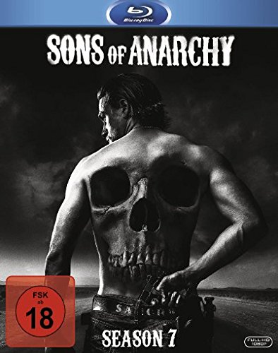 Sons of Anarchy Staffel 7 [Blu-ray]