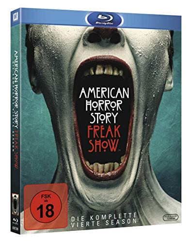 American Horror Story Staffel 4: Freak Show [Blu-ray]