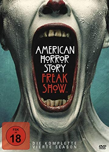 American Horror Story Staffel 4: Freak Show (4 DVDs)