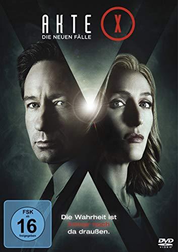 Akte X Die neuen Fälle (3 DVDs)