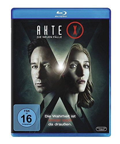 Akte X Die neuen Fälle [Blu-ray]