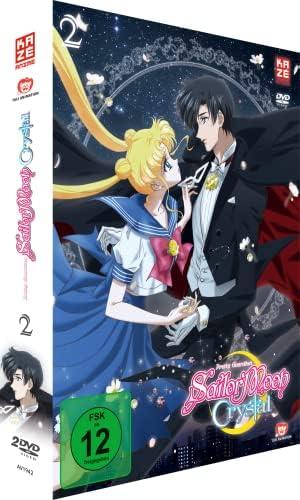 Sailor Moon Crystal Vol. 2 (2 DVDs)
