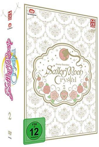 Sailor Moon Crystal Vol. 3 (Limited Edition mit Sammelschuber) (2 DVDs)
