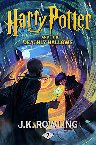 Harry Potter and the Deathly Hallows — J. K. Rowling