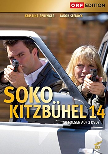 SOKO Kitzbühel Box 14 (2 DVDs)