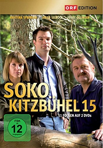 SOKO Kitzbühel Box 15 (2 DVDs)