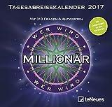 Wer wird Millionär - Tagesabreisskalender 2017