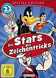 Die Stars des Zeichentricks (inkl. 4 Felix-Cartoons) (8 DVDs)