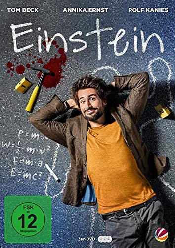 Einstein Staffel 1 (3 DVDs)